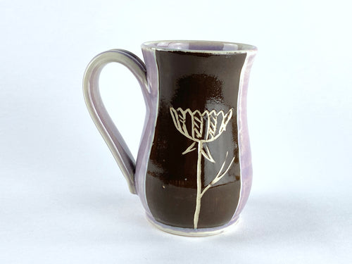 Tickseed Curve Mug