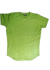 "The ""Scoop"" Tee- Olive"