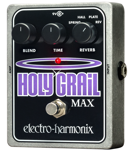 EHX Holy Grail Max - British Audio