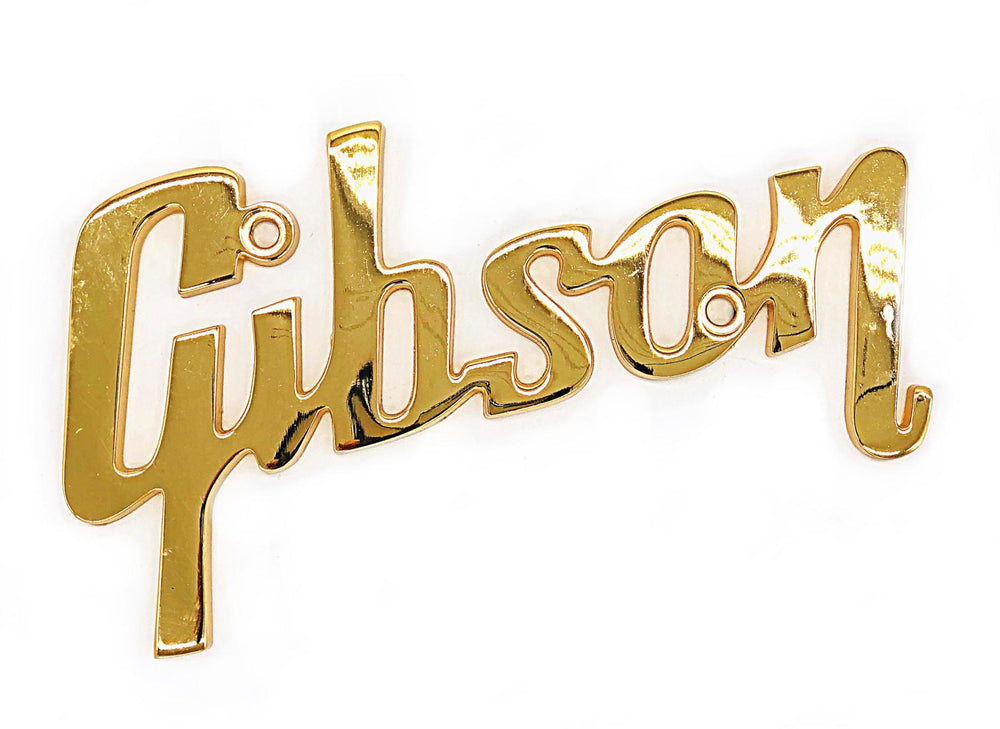 Gibson Large Logo Genuine for RVT Series and Vintage Amps - British Audio