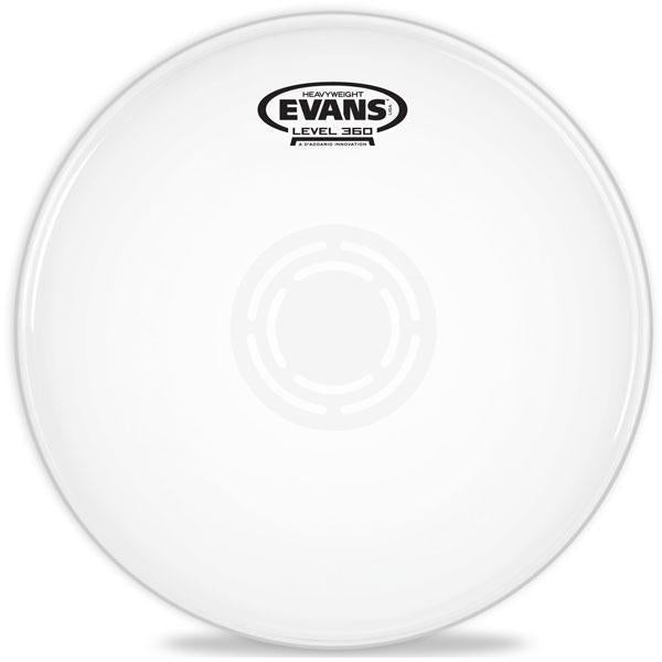 "Evans Heavyweight Snare Batter Coated Head 14""  (B14HW) - British Audio"