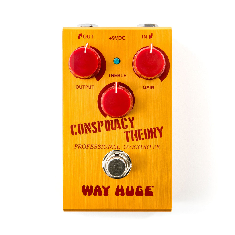 WAY HUGE® SMALLS™ CONSPIRACY THEORY PROFESSIONAL OVERDRIVE WM20 - British Audio