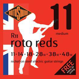 Rotosound Reds 11-48 - British Audio