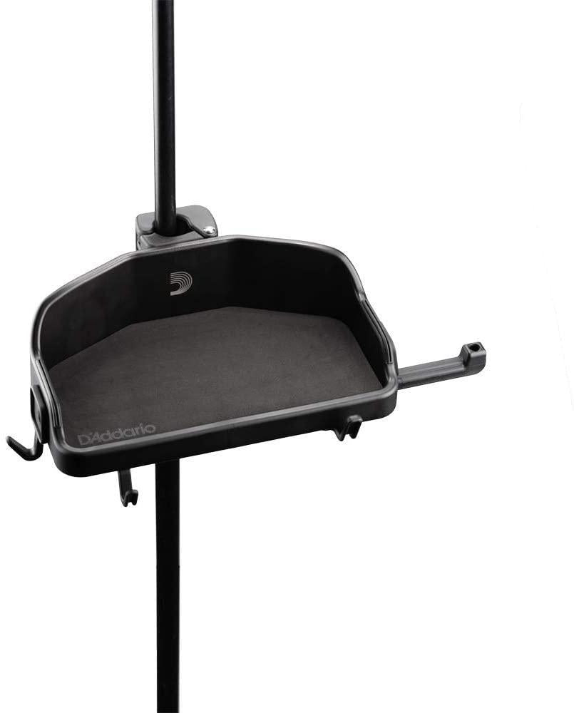 D'Addario Mic Stand Accessory System - Gear Tray (PW-MSAST-01) - British Audio