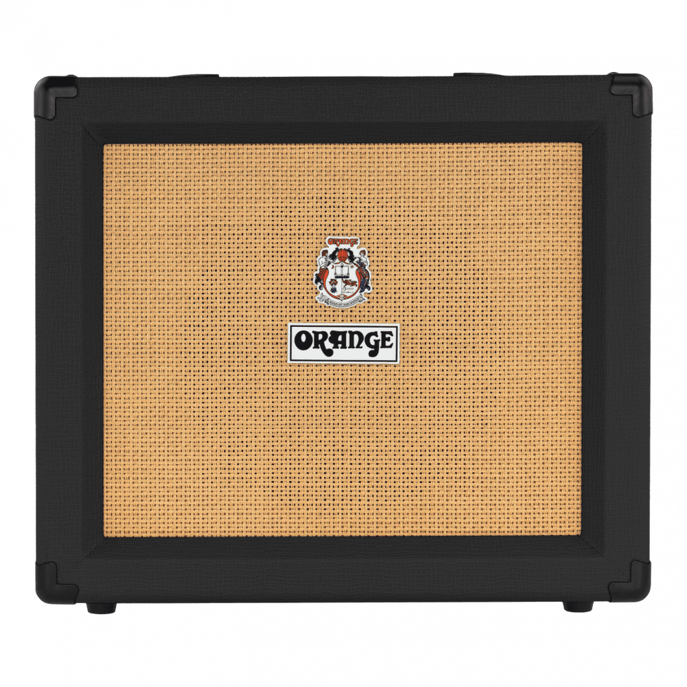 "Orange Crush 35RT - 35-watt 1x10"" Combo Amp - Black Showroom Demo"
