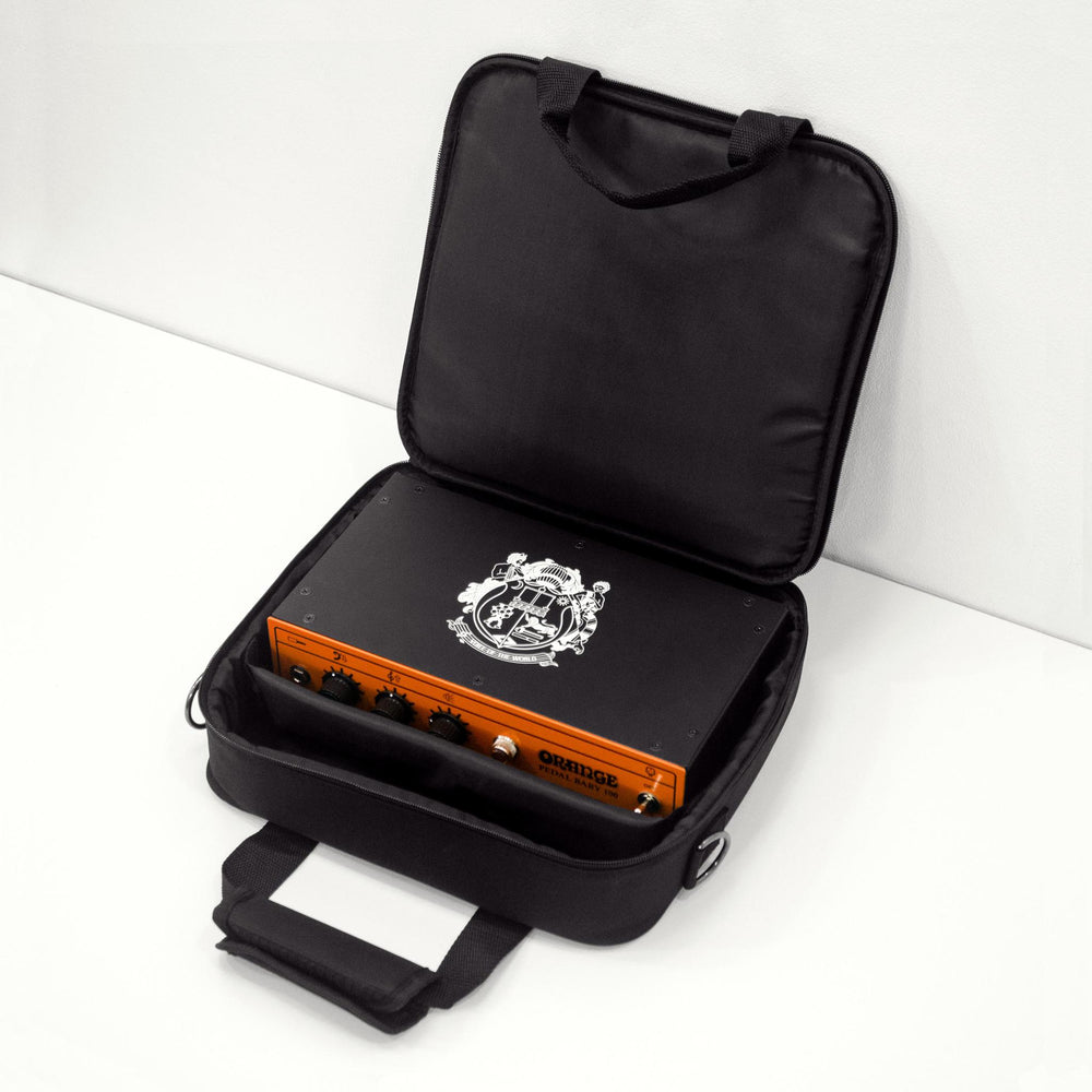 Orange Gig Bag for Pedal Baby & Little Bass Thing - British Audio