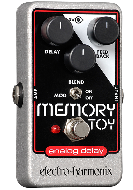 Electro-Harmonix Memory Toy Analog Delay - British Audio