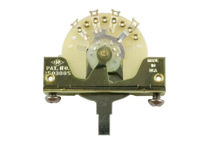 EP-0076 Original CRL 5-Way Blade Switch Unpackaged - British Audio