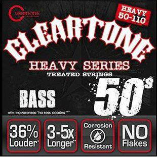 Cleartone Bass Strings 50-110 - British Audio