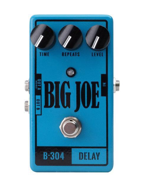 Big Joe B-304 Delay - British Audio