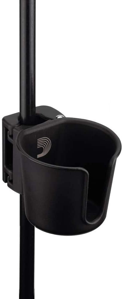 D' Addario Mic Stand Accessory System - Cup Holder (PW-MSASCH-01) - British Audio