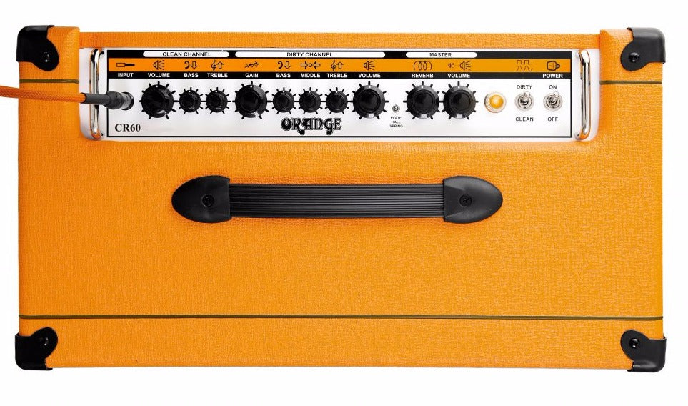 Orange Amp Handle - British Audio