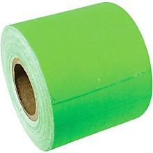 Mini Roll Gaffers Tape 2 In x 8 Yards Fluorescent Colors  Neon Green - British Audio
