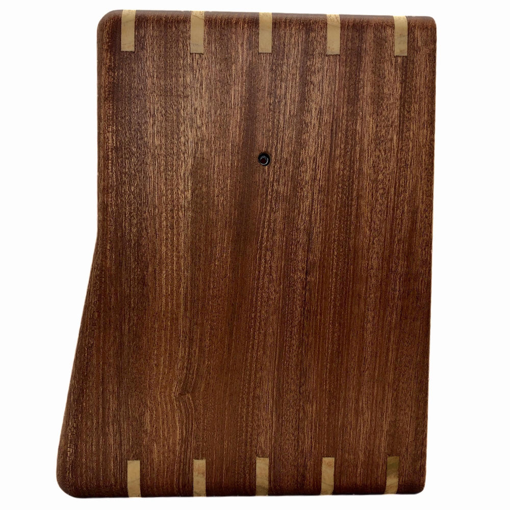 Custom Head Shell for Kemper Profiler® Toaster ~ Hardwood Sapele