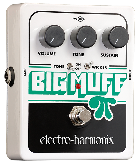 EHX Big Muff Pi with Tone Wicker