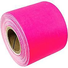 American Recorder Technologies Mini Roll Gaffers Tape 2 In x 8 Yards Fluorescent Colors  Neon Pink - British Audio