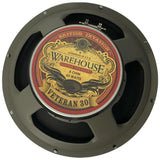 "Warehouse Speakers ~ WGS 12"" Veteran 30 (60 watts) Showroom Demo"
