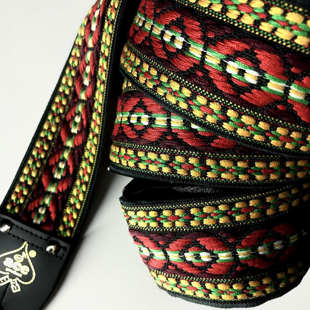 Ace Vintage Reissue Guitar Strap - British Audio