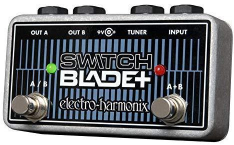 Electro-Harmonix Switchblade + Advanced Channel Selector - British Audio