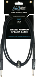 BluGuitar Vintage Premium Speaker Cable, 18.6' - British Audio