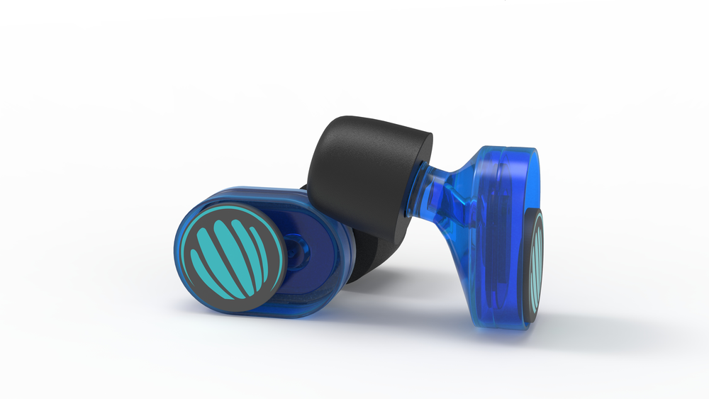 Eargasm Slide Earplugs - British Audio