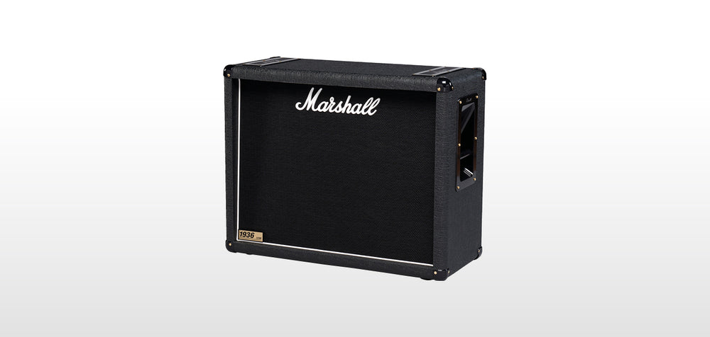 "Marshall 1936 150W 2x12"" Stereo Cabinet - British Audio"