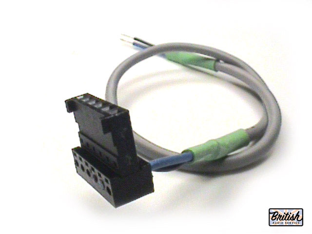 Trace Elliot Shielded Signal Wire - British Audio