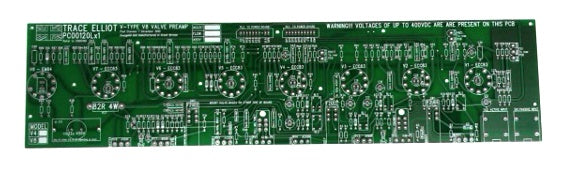 Trace Elliot V8 Preamp Bare PCB - British Audio