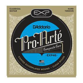 D'Addario EXP46 Coated, Hard Tension - British Audio