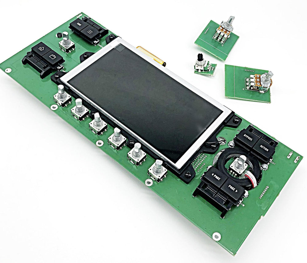 Line 6 50-02-0516 Helix LCD/UI PCB - British Audio