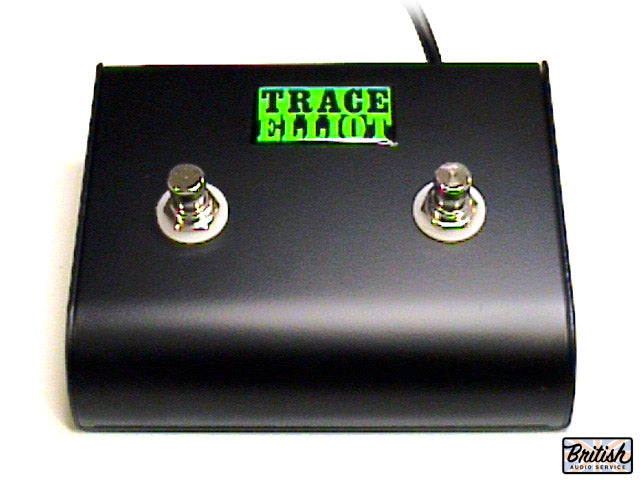 Trace Elliot Bass Footswitch - British Audio
