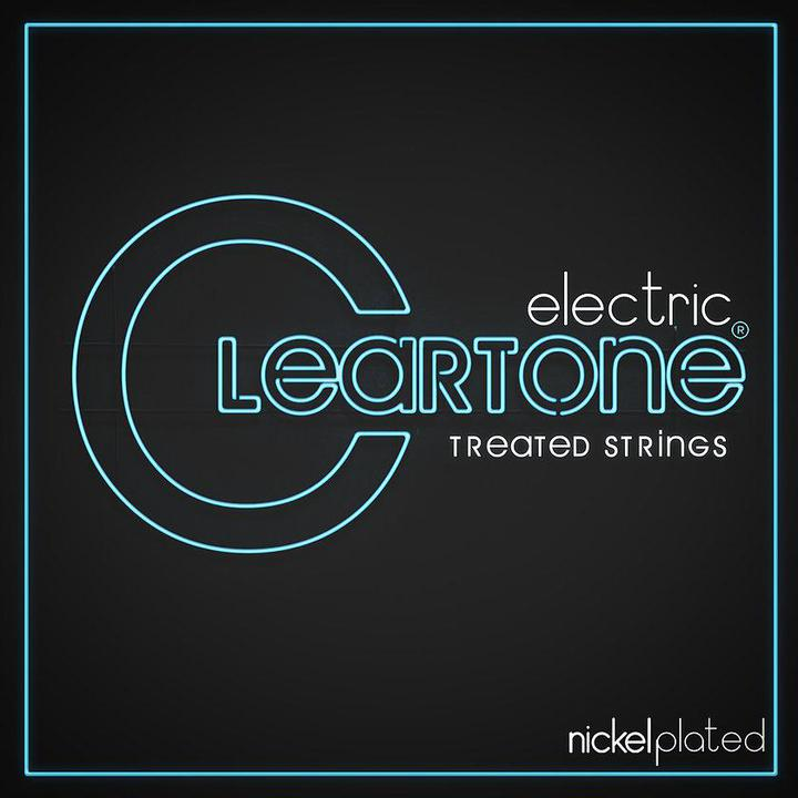 Cleartone Electric Guitar Strings Light 10-46 - British Audio