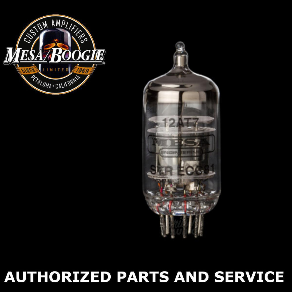 Mesa/Boogie 12AT7 Preamp Tube - British Audio