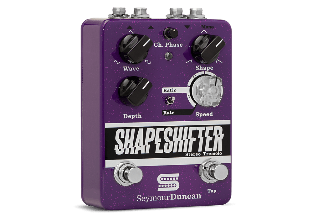 Seymour Duncan Shape Shifter Stereo Tremolo - British Audio