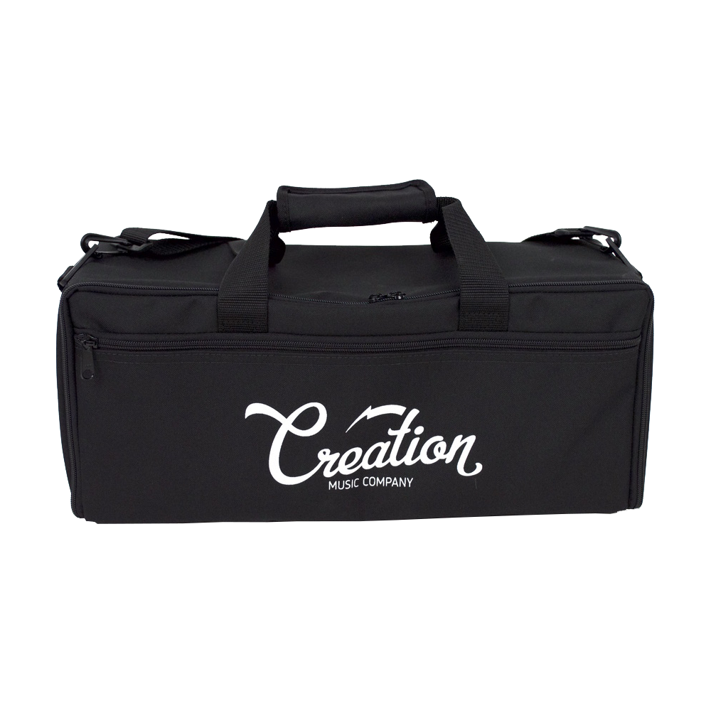 Creation Elevation Pedalboard - 17x7 - Black