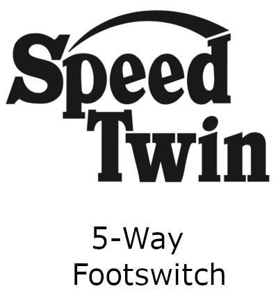 Trace Elliot Speed Twin 5-Way Footswitch Schematic and BOM - British Audio