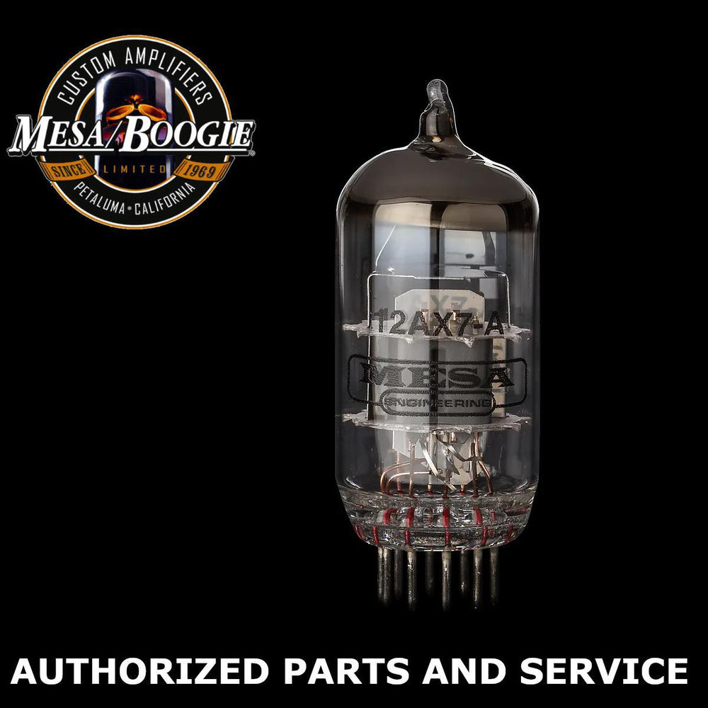 Mesa/Boogie 12AX7 Preamp Tube - British Audio