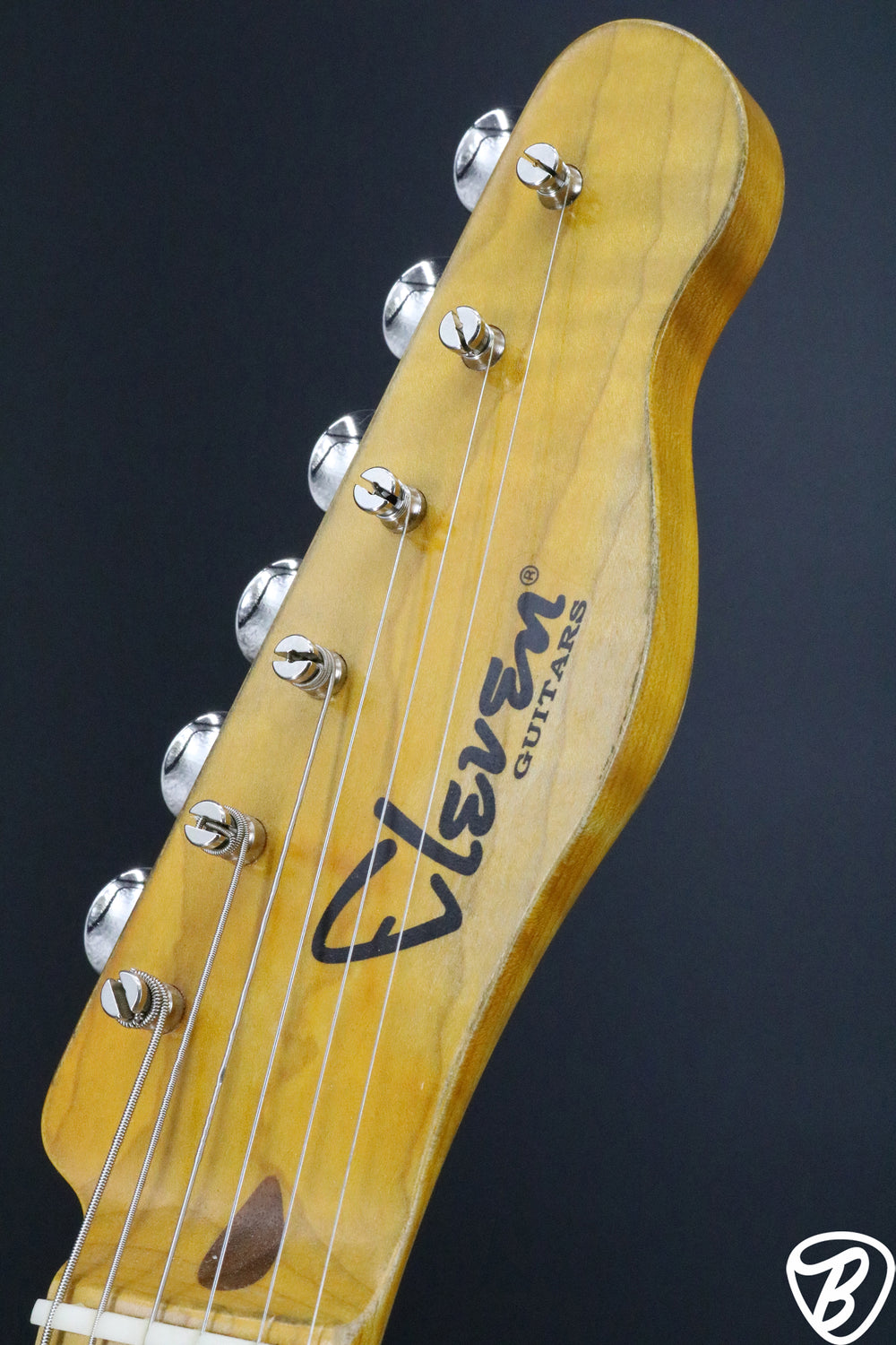 "Eleven Guitars ""Carboncaster"" #2 of 2 Prototypes British Audio"