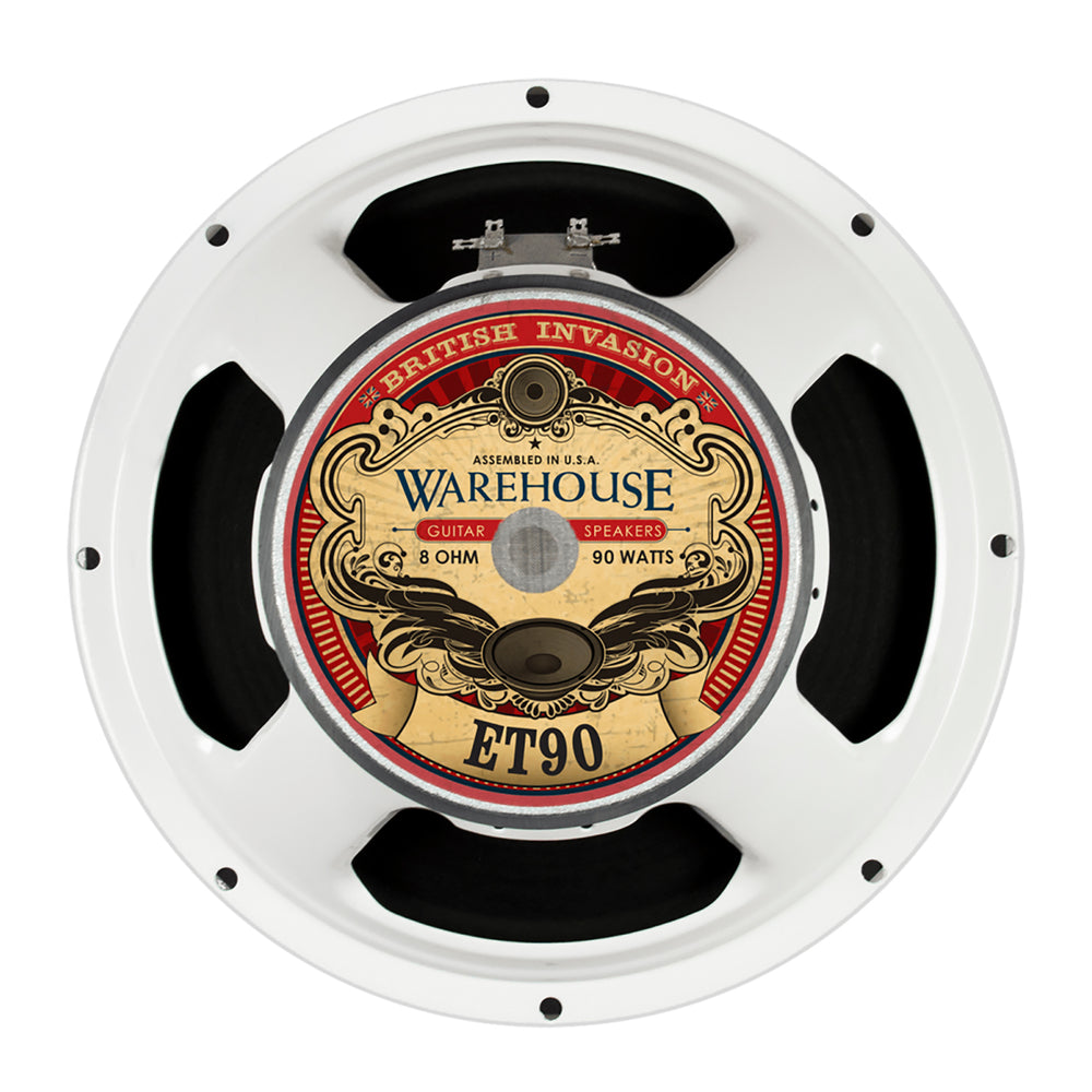 "WGS 12"" ET90 - 90 Watts - British Audio"
