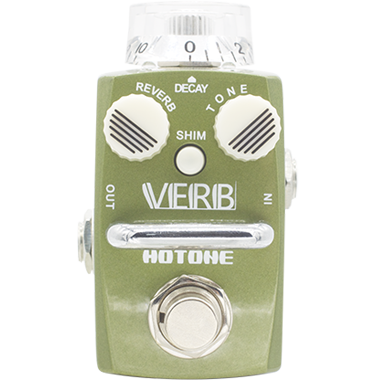 Hotone Verb - British Audio
