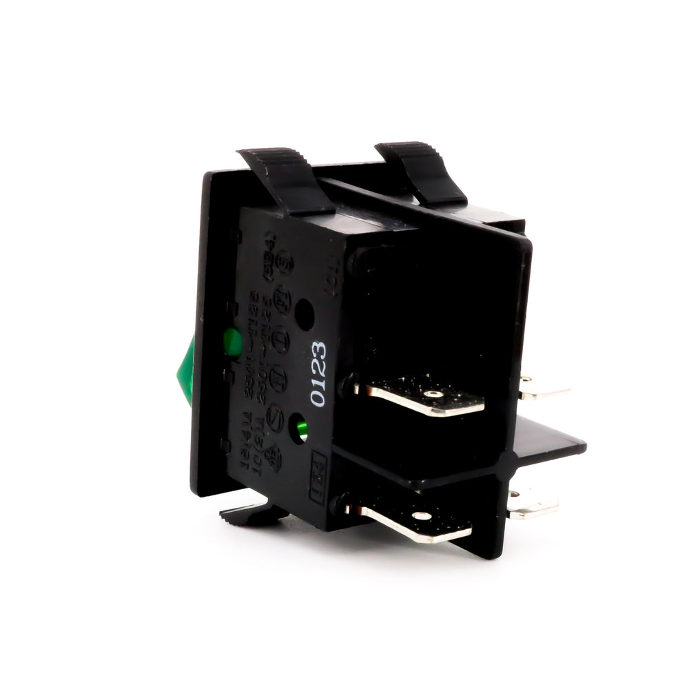 Trace Elliot Green Rocker Switch