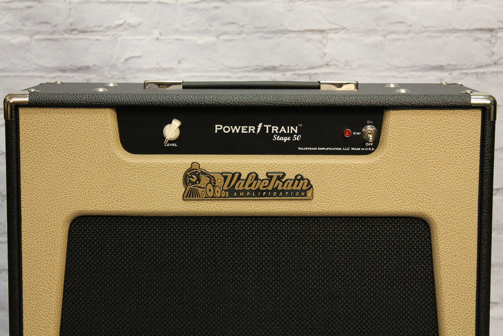 ValveTrain The PowerTrain Stage 50 - British Audio