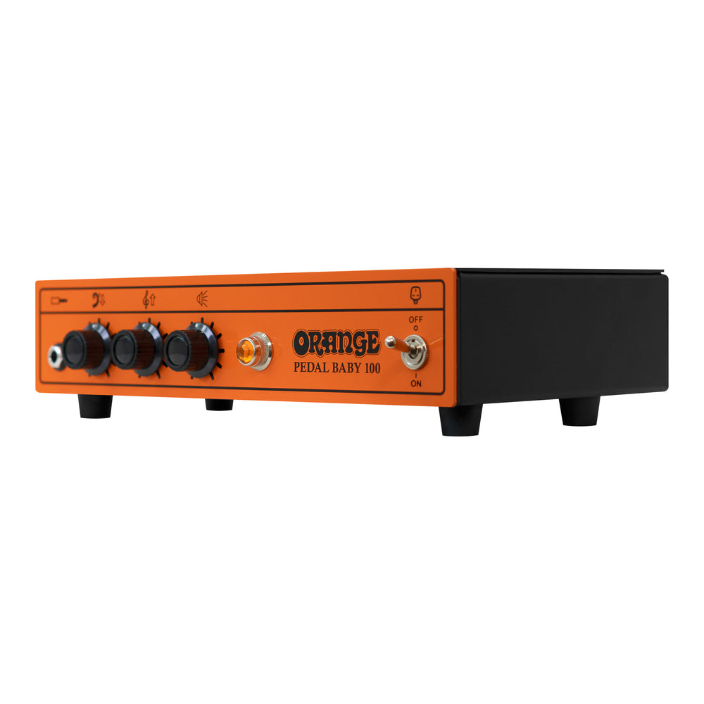 Orange Pedal Baby 100-watt Class A/B Power Amp - British Audio