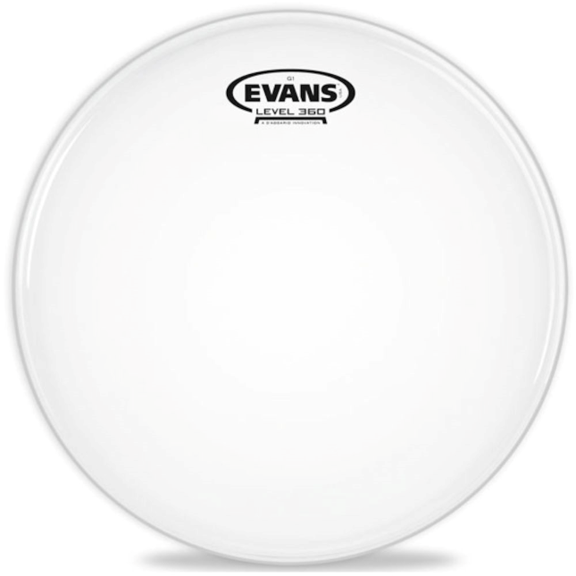 "Evans G1 Coated Batter Coated Head 16"" (B16G1) - British Audio"
