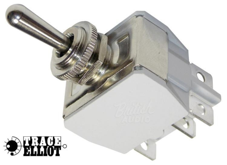 Trace Elliot Velocette Power Switch OFF-STBY-ON - British Audio