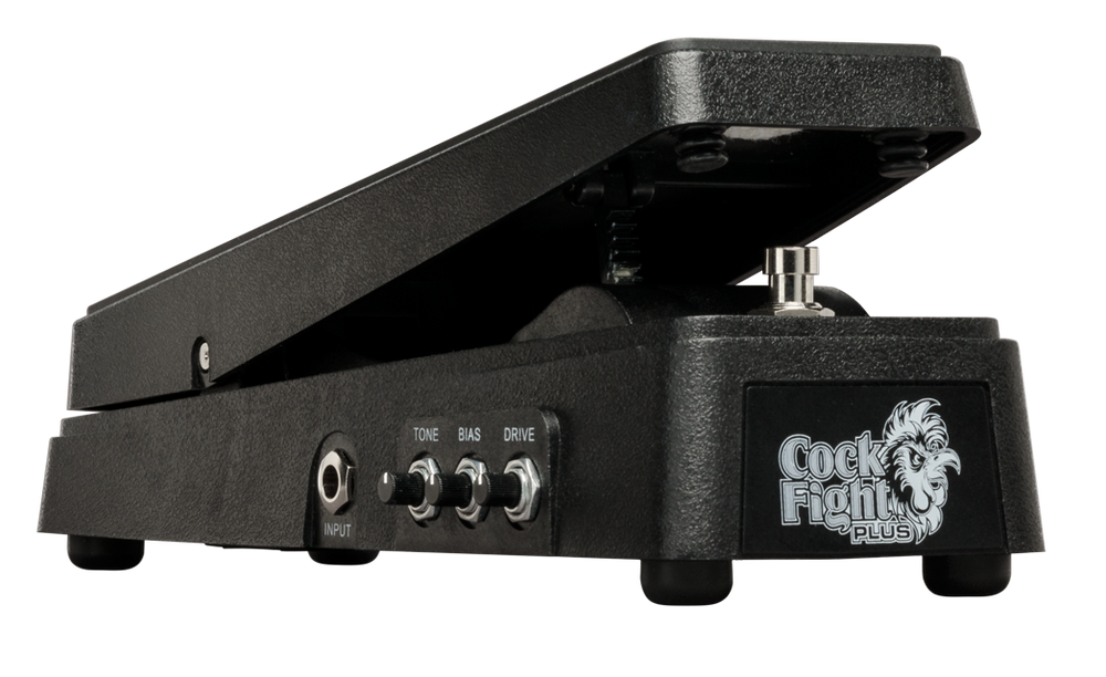 EHX Cock Fight Plus - British Audio