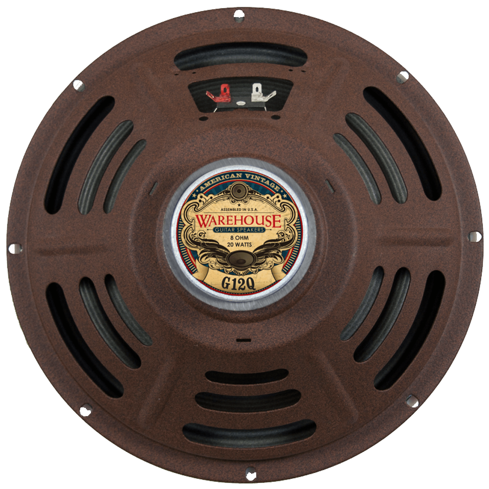 "WGS 12"" G12Q - 20 Watts - British Audio"