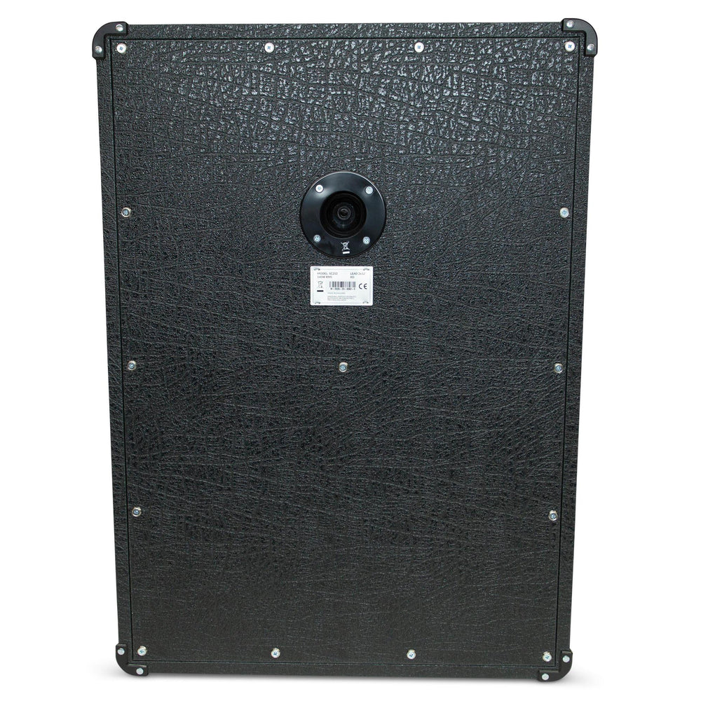 Marshall Stealth Black SC212 Studio Classic 2x12 Cabinet