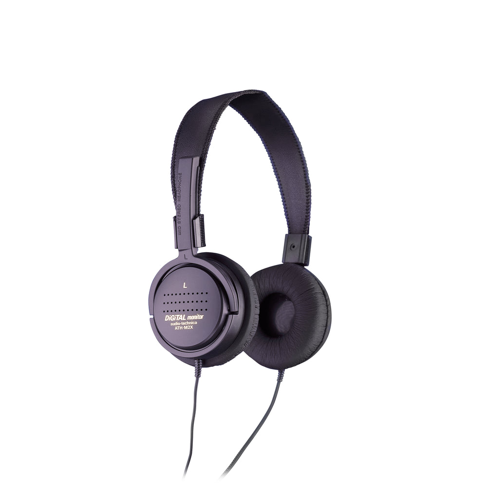 Audio-Technica ATH-M2X Mid-size Open-back Dynamic Stereo Headphones