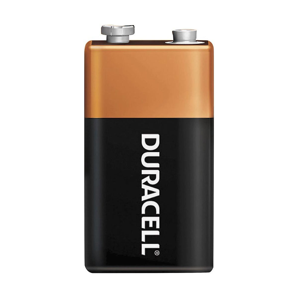 Duracell 9V Battery - British Audio
